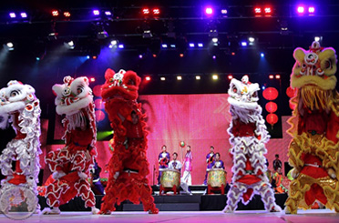 Chinese New Year celebration (also known as Lunar New Year) for Wowtv